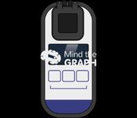 Refractometer front