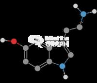 Serotonine molecule