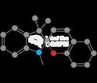 Spiropyran molecule