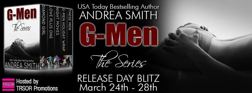 The G-Men Series by Andrea Smith