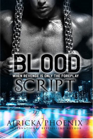 Blood Script by Airicka Phoenix