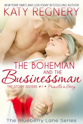 The Bohemian and the Businessman by Katy Regnery