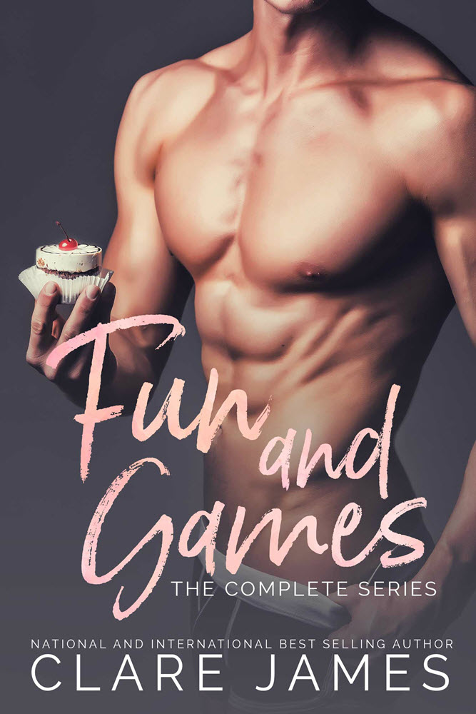 Fun and Games Box Set by Clare James