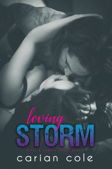 Loving Storm by Carian Cole