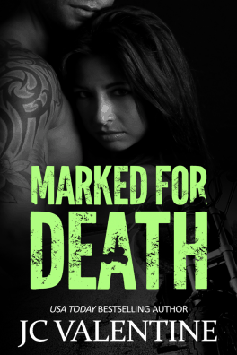 Marked for Death by J.C. Valentine