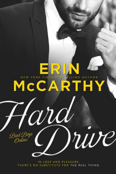 Hard Drive by Erin McCarthy