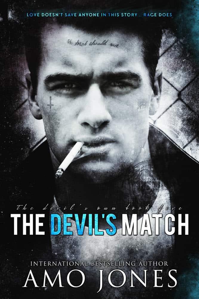 The Devil's Match by by Amo Jones