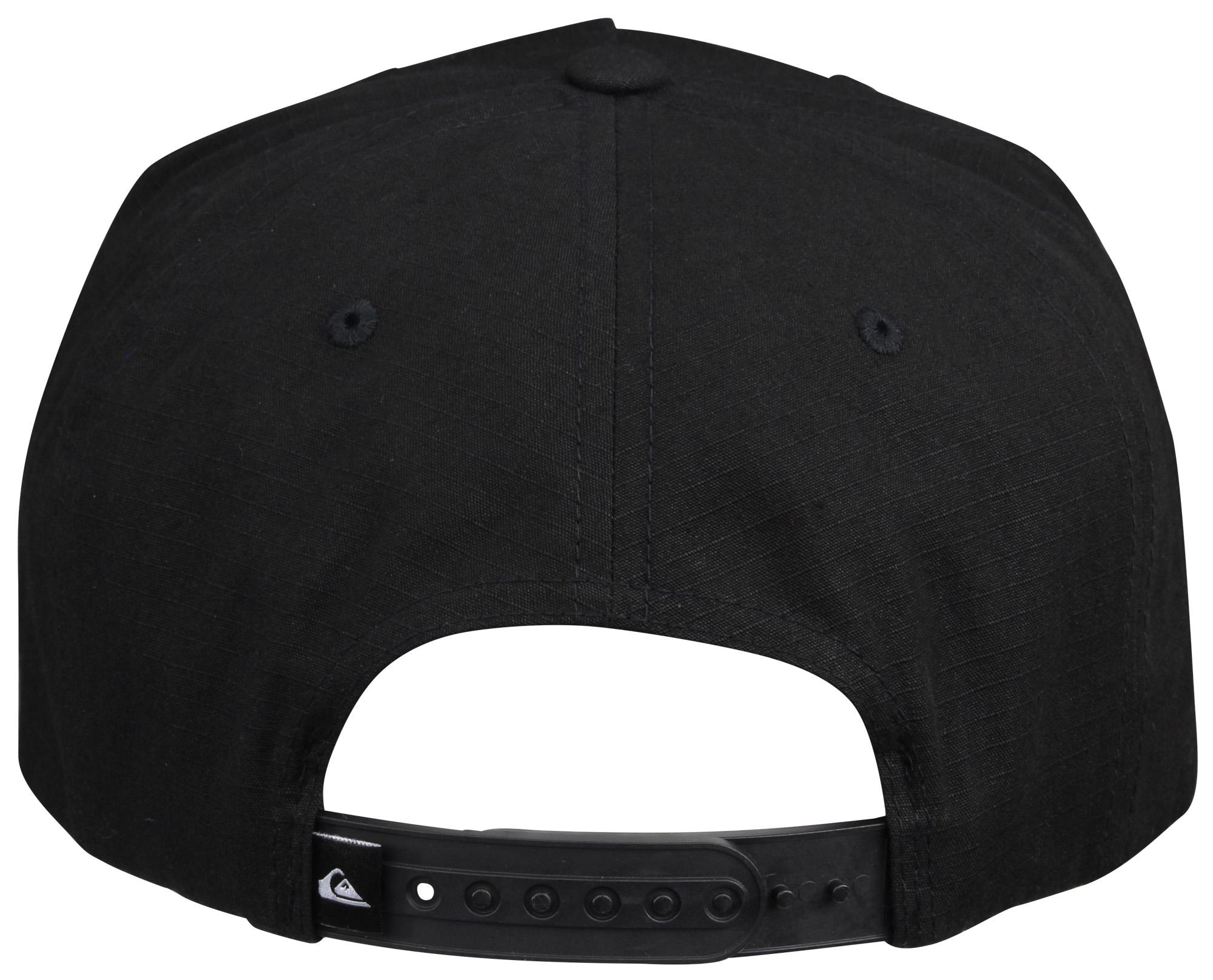 reputable site 3d9e6 4681f Quiksilver Tonal Pride Snapback Hat (Black) 4 4 of 5 ...