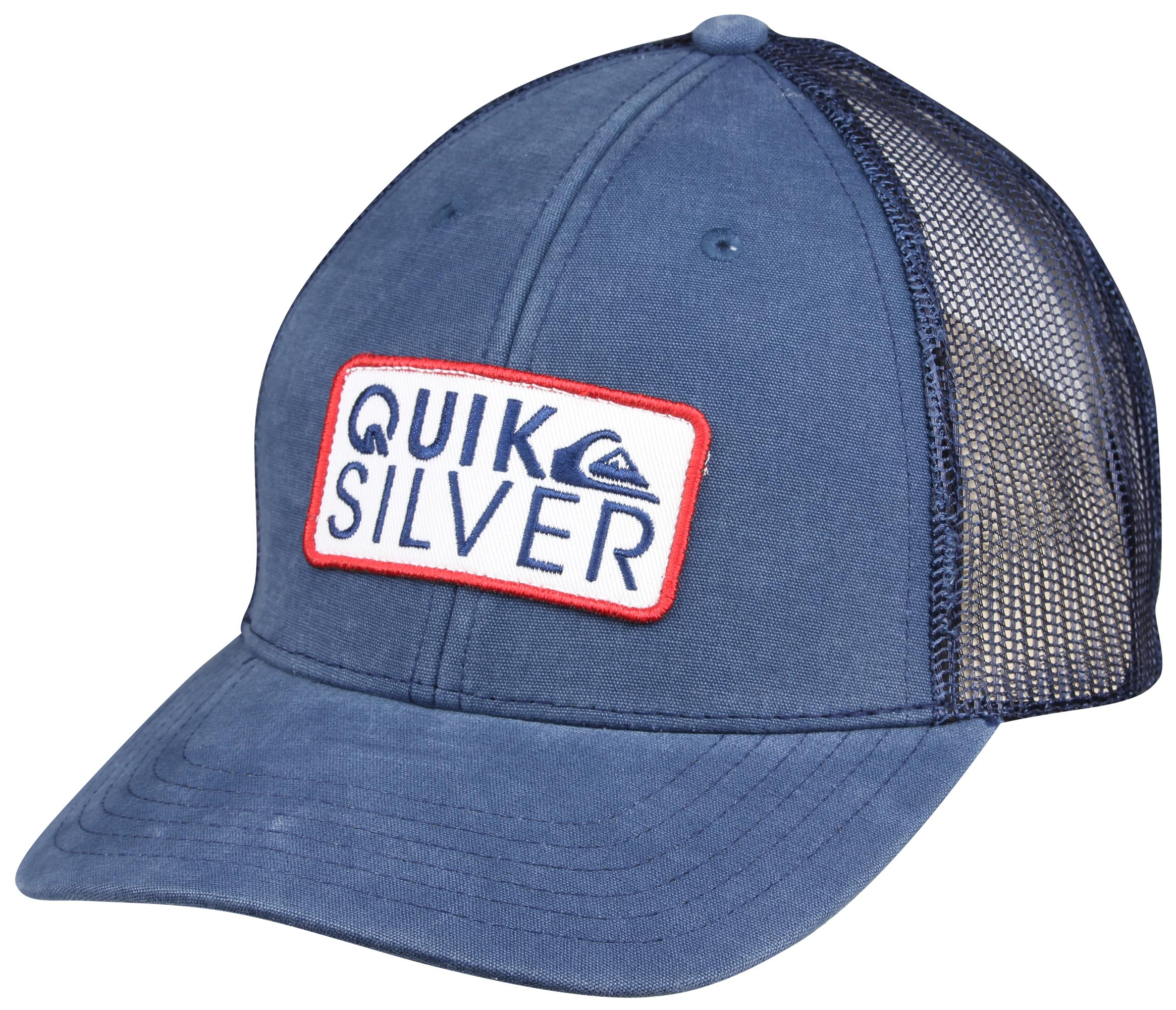 da3a95adef757c Image is loading Quiksilver-Mens-Shade-Ride-Snapback-Hat-Navy-Blazer-