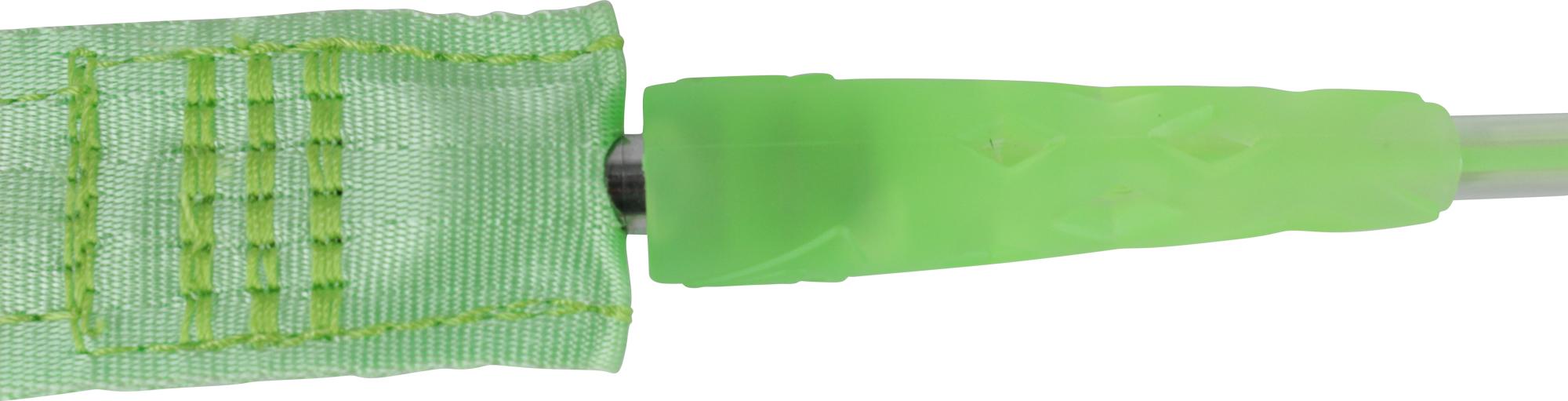 8 Celtic Green Quiksilver Highline Surfboard Leash