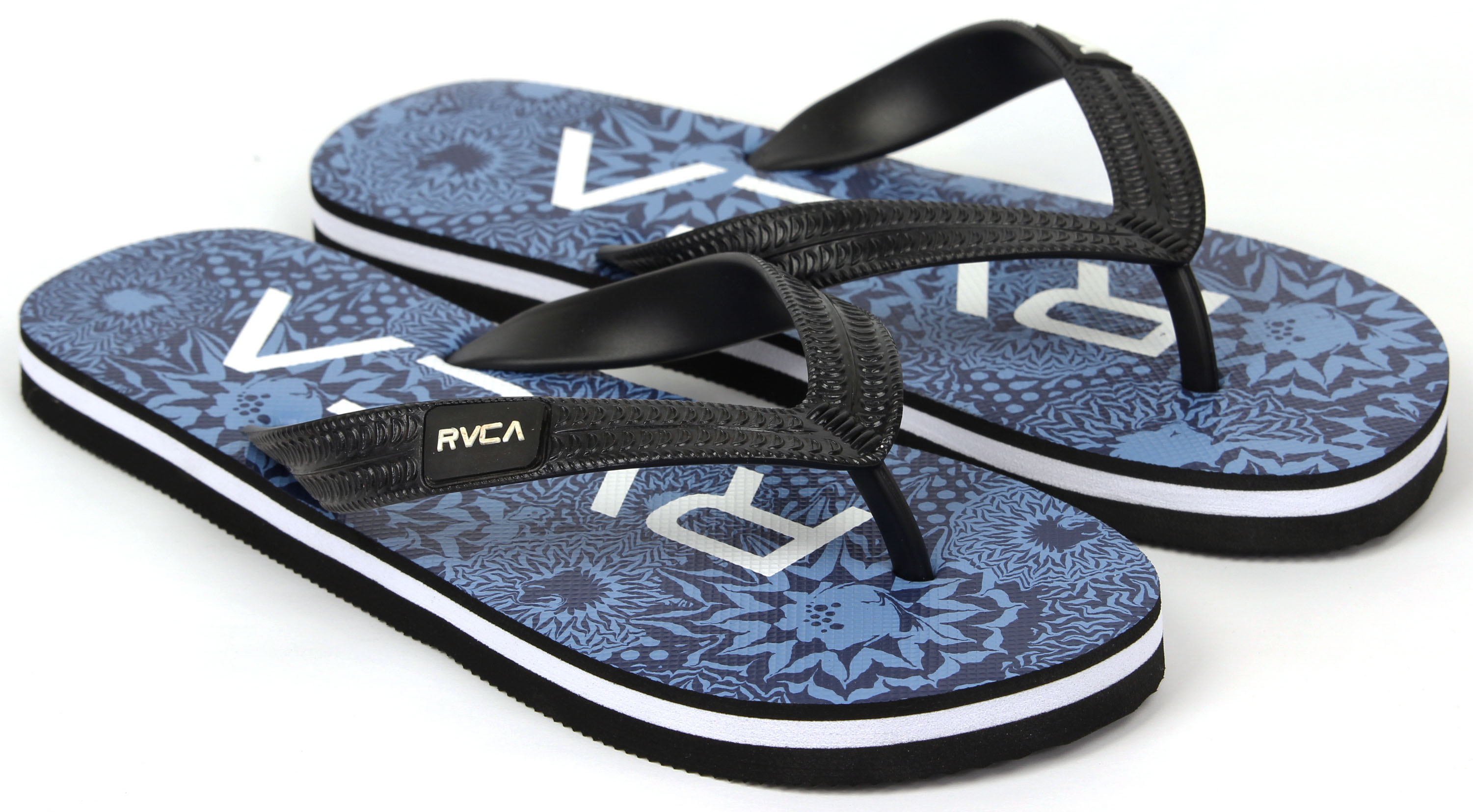 RVCA RVCA Trenchtown Sandal Blue