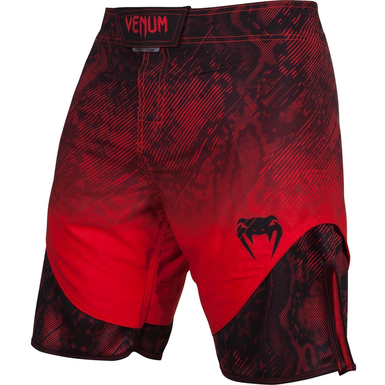 Venum Fusion Fight Shorts (Black/Red)