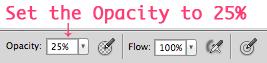 Opacity-25