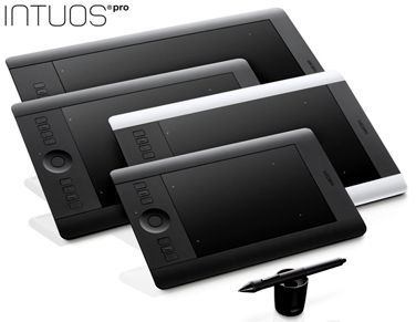 Wacom Intuos pro review- Which Tablet Size Right For You - Sweet