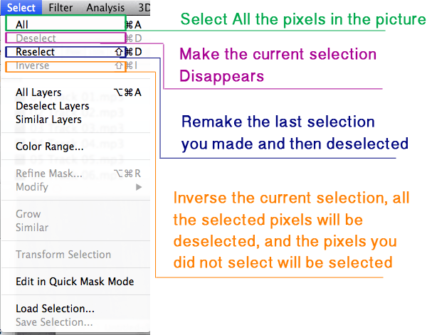 Select-Menu-Options