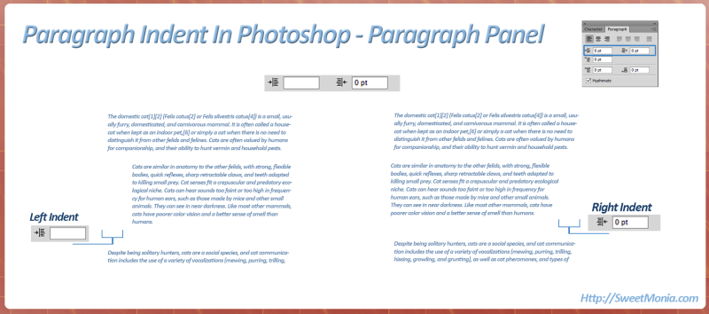 Paragraph-Indent