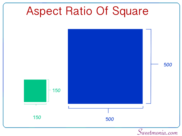 Square-Aspect-Ratio