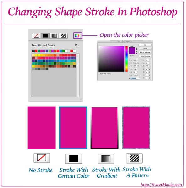 Changing-Shape-Stroke-Color