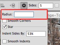 Polygon-Tool-Options-Radius
