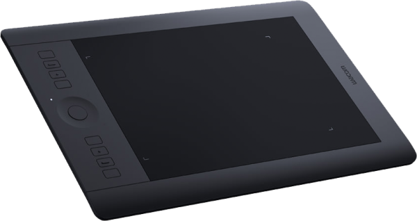 History of Wacom Intuos Professional graphics tablets - Sweet