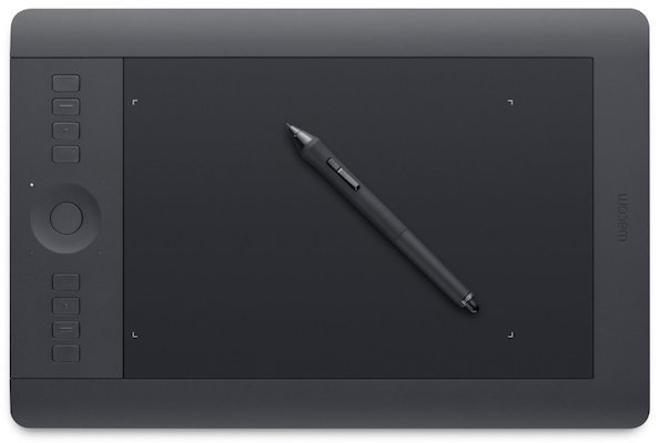 Wacom Intuos Pro Medium Featured