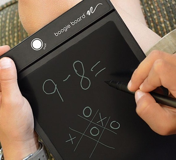 Boogie Board 8.5-Inch uses