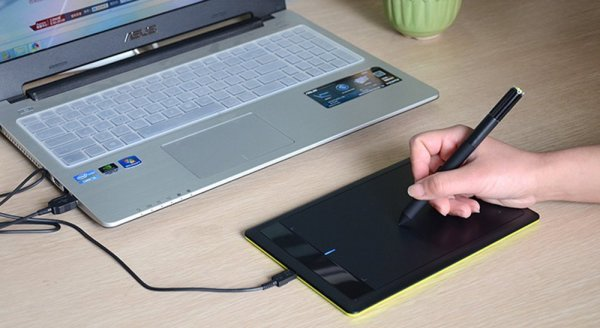 Wacom Bamboo CTL471 Pen Graphics Tablet for PC/MAC Review