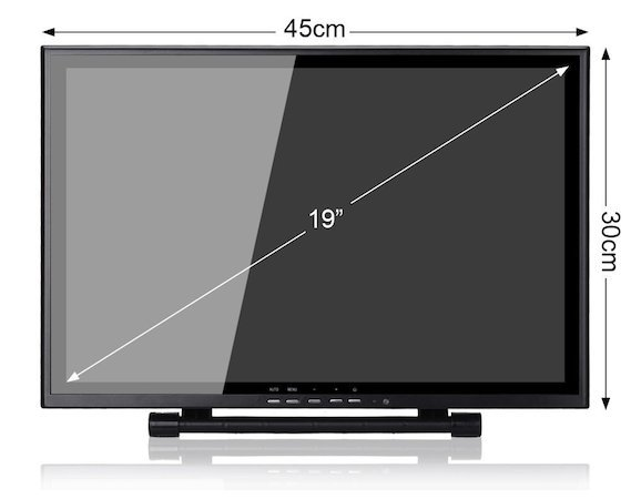 Ugee 19-Inches Screen
