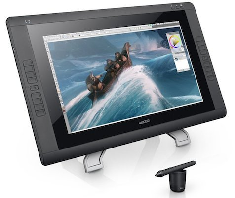 Wacom Cintiq 22HD Review Featureed Image