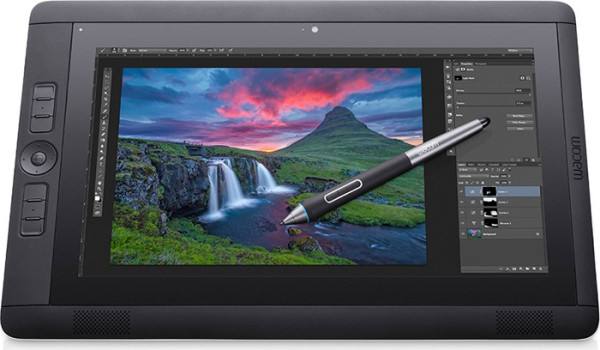Cintiq Companion 2 Screen