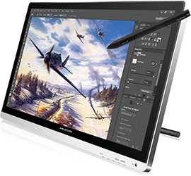Huion GT-220 Pen Monitor 21 5 Inches Review - A Possible alternative