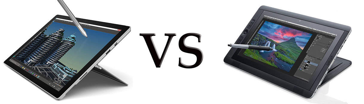 Surface-Pro-4-VS-Cintiq-Companion-2-Comparison-Featured