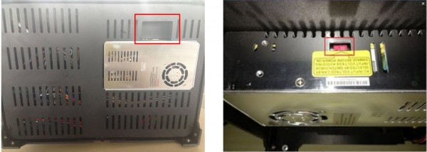 230V-130V-Switch