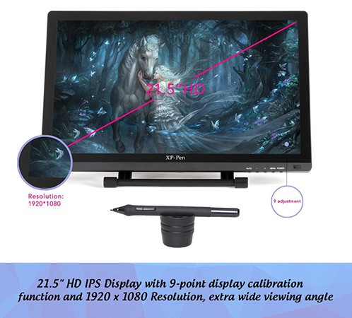 "XP-Pen 22"" Screen"