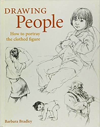 Drawing-People-How-to-Portray-the-Clothed-Figure-by-Bradley-Review-Featured