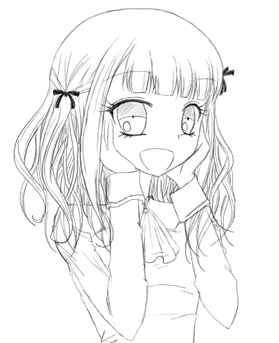 Is-it-okay-to-daw-girls-only-Should-you-draw-girls-only-or-to-draw-one-thing
