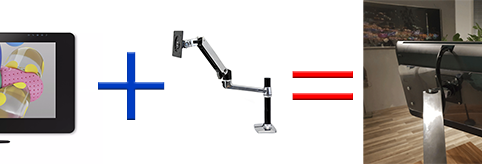 How-to-mount-Cintiq-Pro-24-to-an-Ergotron-arm-or-to-a-VESA-mount-Featured
