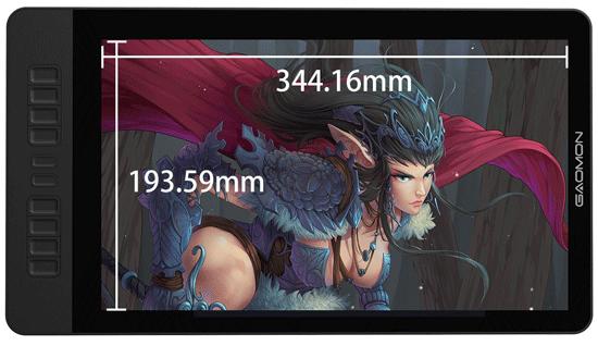 GAOMON-PD1560-Screen