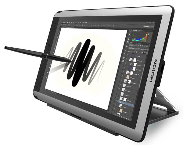 Huion KAMVAS GT-156HDV2 review Drawing Monitor Pen Display