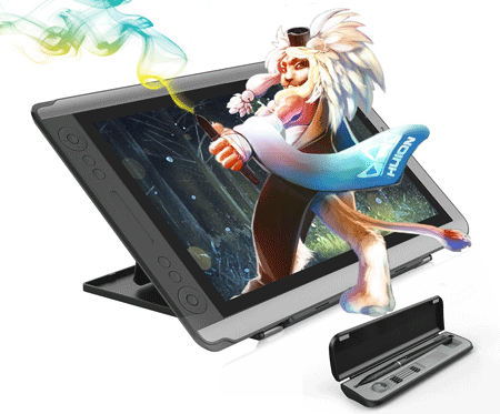 Huion-KAMVAS-GT-156HDV2-Review-Featured