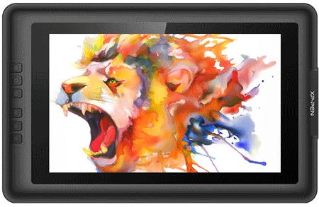 XP-Pen-Artist13.3-Screen