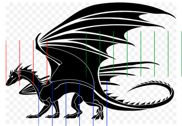 Dragon-Proportions