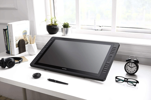 Huion Kamvas PRO 22 (2019) Review, an affordable pen display