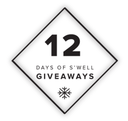 S'well's 12 Days of Giveaways Logo