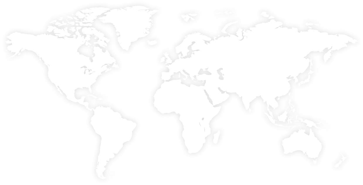 global map of Shipwire platform enabled fulfillment centers