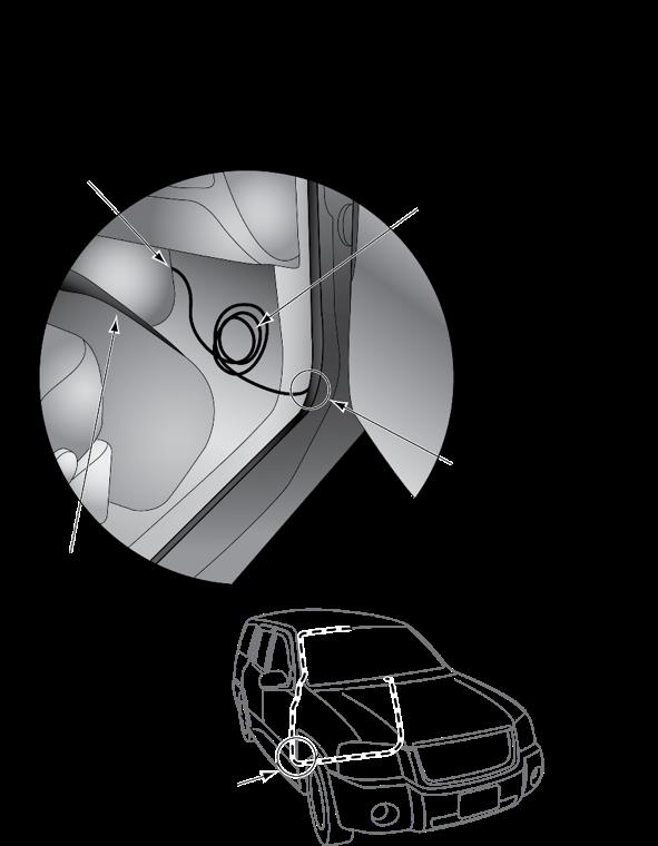 antenna diagram in door
