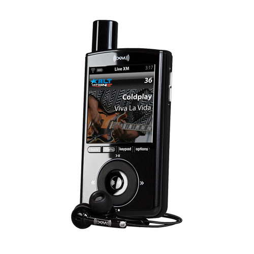 Shop SiriusXM - XMp3i Portable Radio with Home Kit - ONE_SIZE-IMAGE01