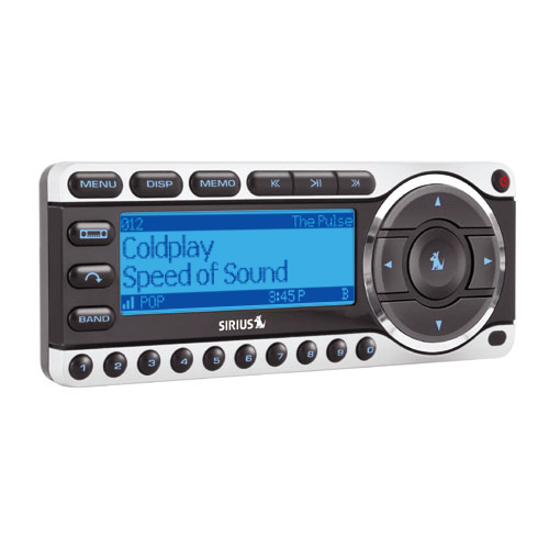 Shop SiriusXM - Starmate 4 with Vehicle Kit - ONE_SIZE-IMAGE01