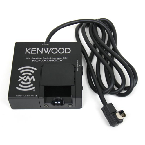 Shop SiriusXM - Kenwood XM Mini-Tuner Interface Dock - ONE_SIZE-IMAGE01