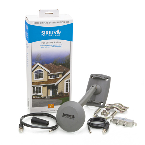 Shop SiriusXM - Home Signal Distribution Kit - For SIRIUS Radios - ONE_SIZE-IMAGE01